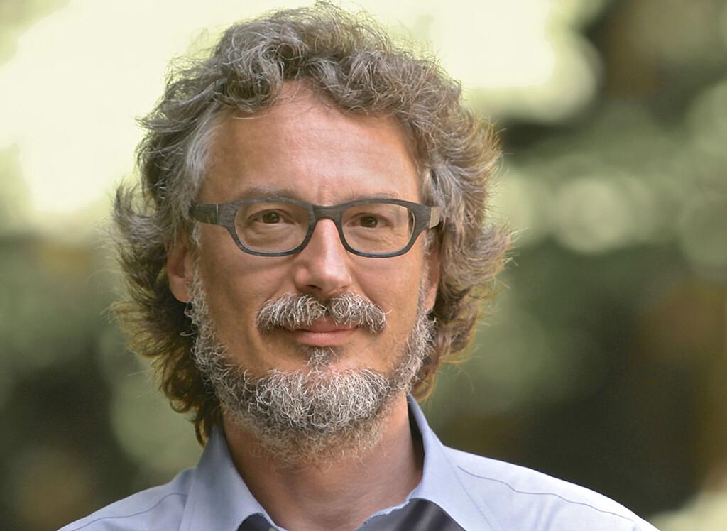 Professor Tobias Hartmann © Universität des Saarlandes