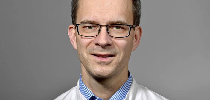 Prof. Christian Vogelberg, Bereichsleiter Pädiatrische Pneumologie und Allergologie der Klinik für Kinder- und Jugendmedizin. © Uniklinikum / Thomas Albrecht