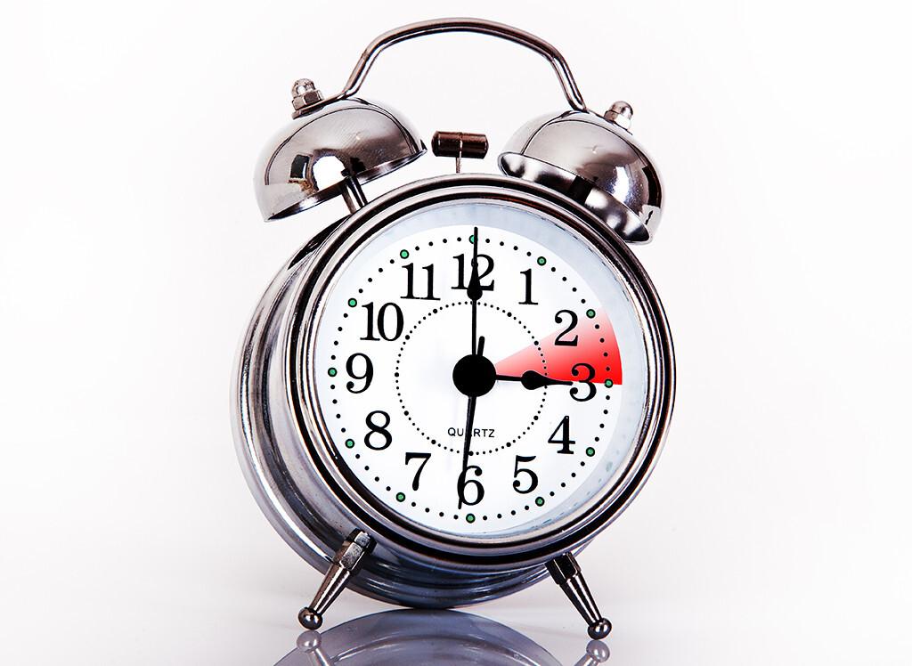 Chronobiologie und Zeitumstellung: Besser wäre eine Zeit. © Edler von Rabenstein / shutterstock.com