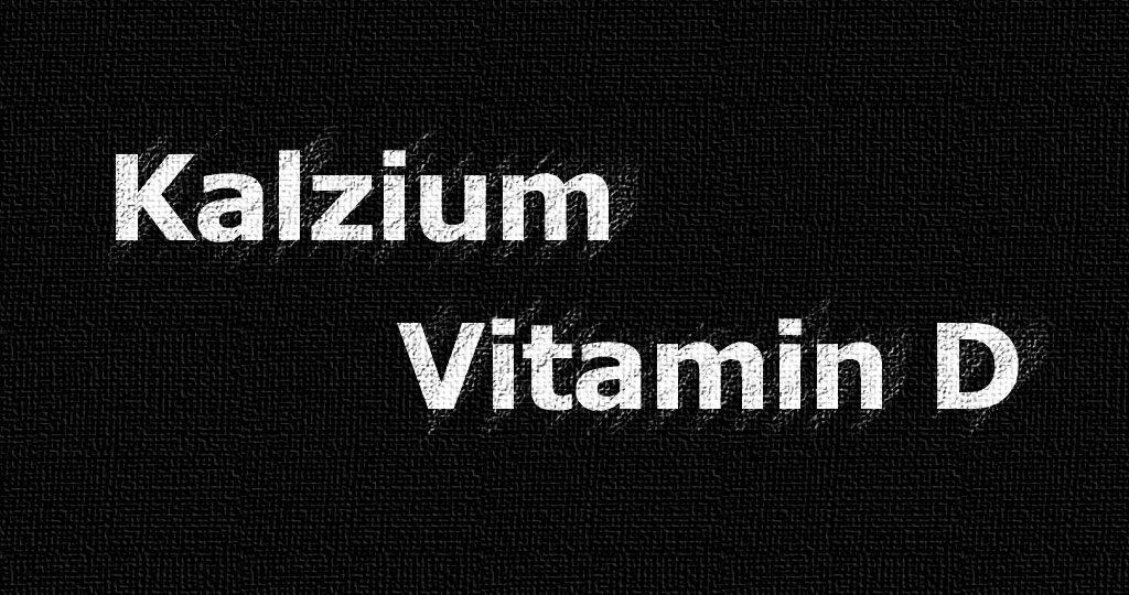 Kalzium und Vitamin D © Grafik AFCOM