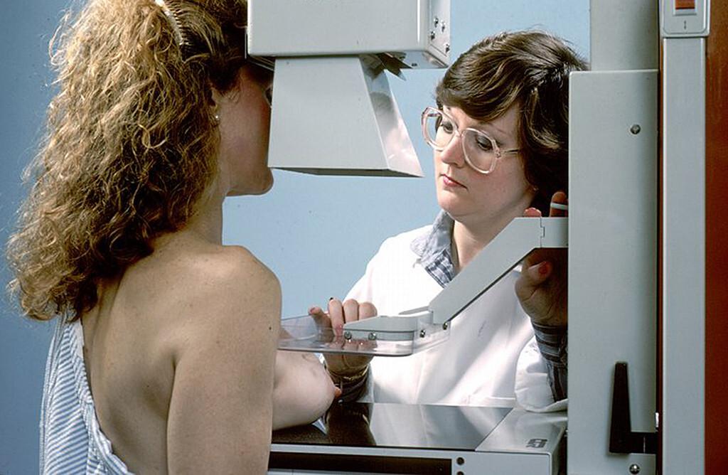 Die Vorteile der Brustkrebs-Früherkennung durch Screening sind bei älteren größer. © National Cancer Institute – US National Institutes of Health