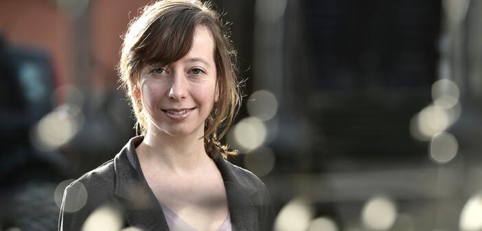 Anne Böckler, Juniorprofessorin für Psychologie an der Universität Würzburg untersuchte Empathie und Perspektivenübernahme. © Daniel Peter