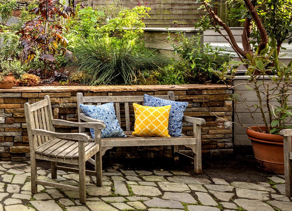 Private Gärten werden als viel erholsamer erlebt als etwa Balkone oder Terrassen. © MR. INTERIOR / shutterstock.com