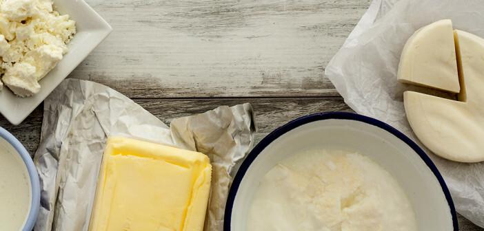 Butter und Käse sind laut Hildegard von Bingen gesund und sollte in den Speiseplan miteinbezogen werden. © sebra / shutterstock.com