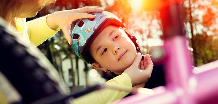 Helm für Kinder – Tipps zur Verwendung