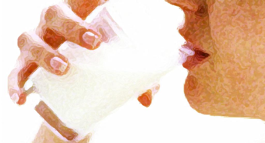 Eine Nahrungsmittelallergie führt zu Irritationen an der Mundschleimhaut, Übelkeit, Erbrechen, Durchfällen und anderen lokalen Symptome.