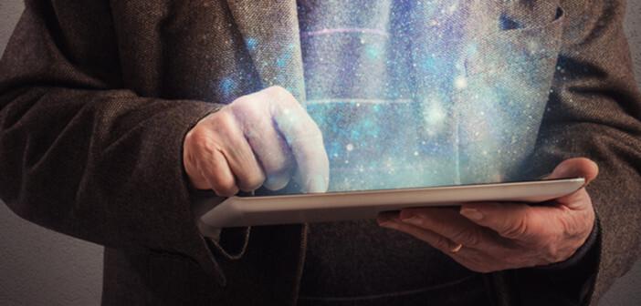 Internet basierte Hilfe gegen Depressionen scheinen wirksam zu sein. © alphaspirit / shutterstock.com