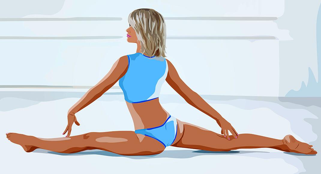 Sport gehört laut einer Umfrage zu den Gründen, warum Frauen auf ihre Periode verzichten möchten. © chaoss / shutterstock.com