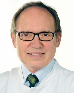 Seit 2015 im Kuratorium der Stiftung DHD: Prof. Dr. med. Dr. h.c. E. Bernd Ringelstein, ehemaliger Direktor der Klinik und Poliklinik für Neurologie am Universitätsklinikum Münster © UK Münster