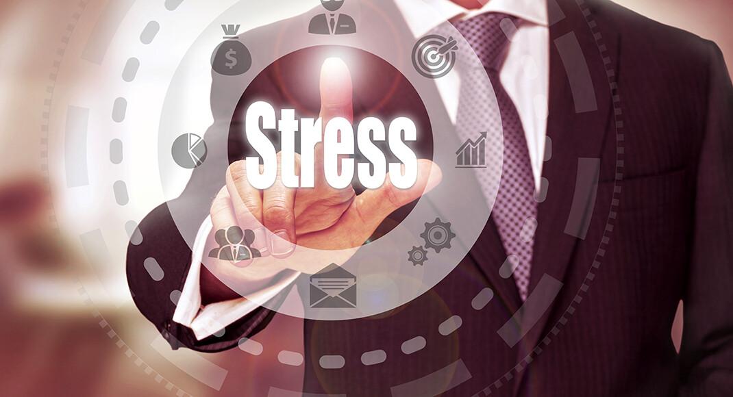 Man spricht von positivem Stress, dem sogenannten Eustress, und negativem Stress, Disstress. © Duncan Andison / shutterstock.com