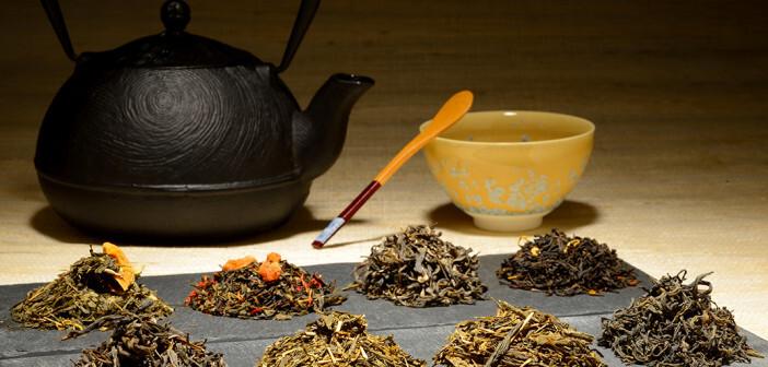 Wichtig ist zu überlegen, was der gewünschte Wellness-Tee bewirken soll. © valigloo / shutterstock.com