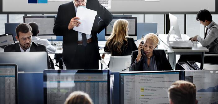 Die Studienergebnisse lassen vermuten, dass Arbeitsengagement direkt übertragbar – sozusagen ansteckend – ist. © Rawpixel.com / shutterstock.com