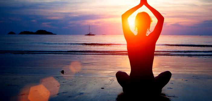 Gesundheit ist ein positiver Einklang von Körper Geist und Seele mit sozialen Faktoren. © De Visu / shutterstock.com