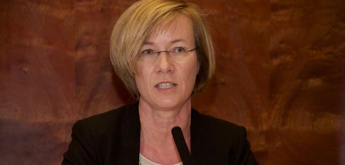 Statement von Univ.-Prof. Dr. Julia Mascherbauer zu personalisierte Medizin. © B&K / Nicholas Bettschart