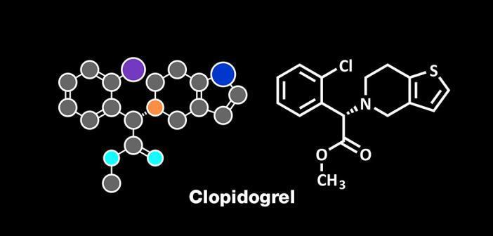 Clopidogrel © molekuul_be / shutterstock.com