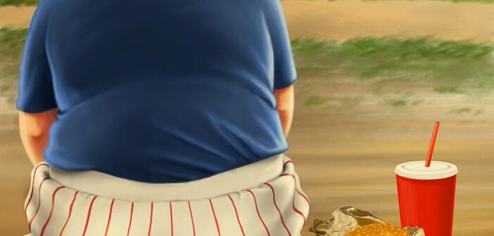 Übergewichtige Kinder müssen positiv für energiearme Nahrung begeistert werden. © The Turtle Factory / shutterstock.com