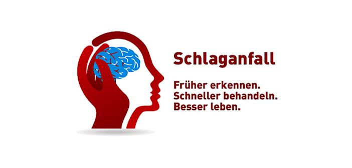 Studie zu Schlaganällfen. (Logo Homepage) © Verlagshaus der Ärzte