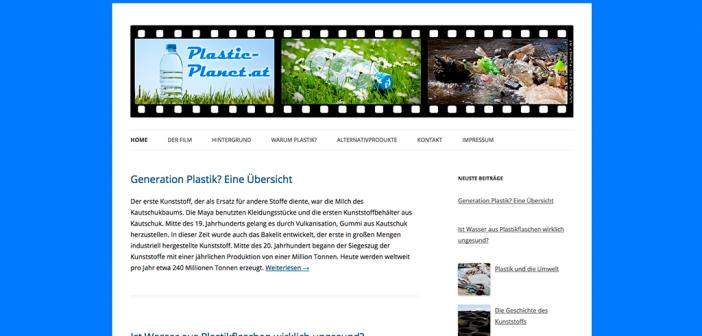 Der bekannte Dokumentarfilm Plastic Planet von Werner Boote zeigt schonungslos die Gefahren der Kunststoffprodukte.