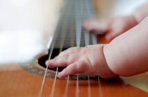 Babys können Harmonie und Dissonanzen unterscheiden. © axily / shutterstock.com