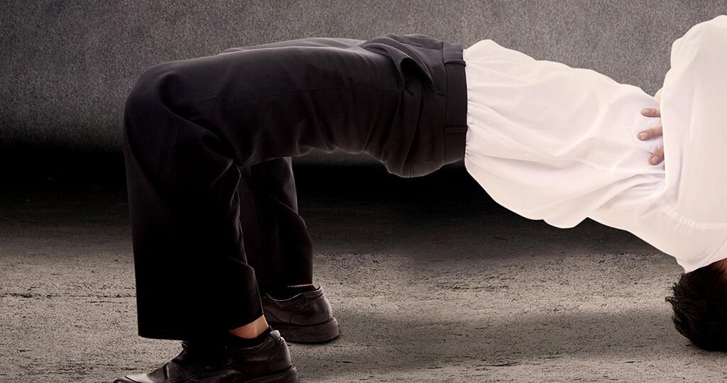 Beckenbodentraining bei Harninkontinenz beim Mann. © Creativa Images / shutterstock.com