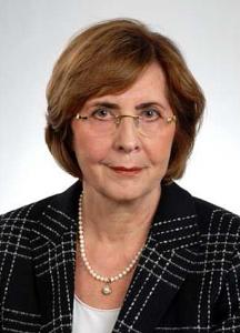 Professor Dr. med. Erika Gromnica-Ihle Präsidentin der Deutschen Rheuma-Liga, Berlin