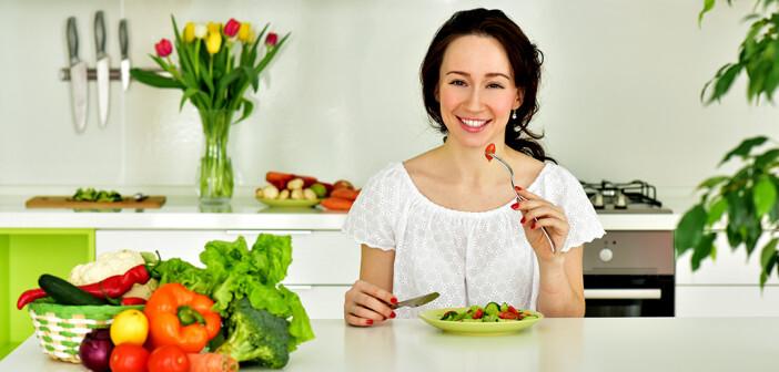 Menschen mit veganer Ernährung sind vor allem junge, gebildete Städterinnen. © Svetlana Fedoseyeva / shutterstock.com