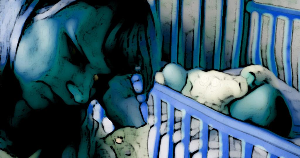 Die postpartale Depression – auch als Wochenbettdepression bekannt – ist eine Erkrankung, die erst in den Wochen nach der Geburt auftritt und die unbedingt rechtzeitig erkannt und behandelt werden muss. © SpeedKingz / shutterstock.com