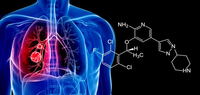 Der Tyrosinkinase-Hemmer Crizotinib wurde nun zur NSCLC-Therapie zugelassen. © afcom.at / Sebastian Kaulitzki / shutterstock.com
