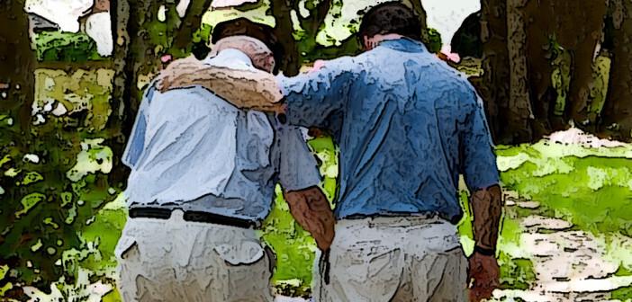 Zahlreiche Studien belegen, dass Angehörige und professionelle Caregiver am meisten unter den Verhaltens- und psychiatrischen Störungen bei Patienten mit Demenzerkrankungen leiden. © Lisa F Young / shutterstock.com