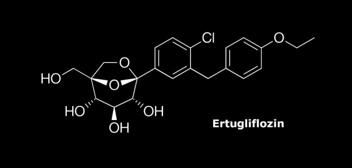Ertugliflozin – SGLT2-Hemmer, orales Antidiabetikum.