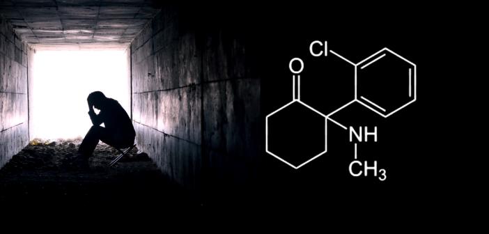 Ketamin wurde für die Psychiatrie adaptiert und nun als neue Wunderwaffe gegen Depression bezeichnet. © hikrcn / shutterstock.com