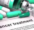 Krebsmedikamente © tashatuvango / shutterstock.com
