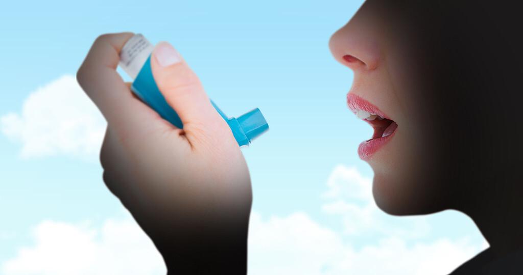 Zusammenhang Mangel an Vitamin D Asthma gezeigt. © wavebreakmedia / shutterstock.com