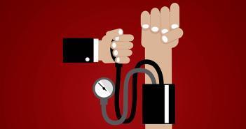 Niedriger Blutdruck bietet Schutz vor Gefäßerkrankungen. © happymay / shutterstock.com