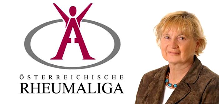 Gertraud Schaffer - Präsidentin der Österreichischen Rheumaliga