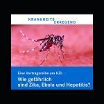 """Die HZI-Vortragsreihe """"KrankheitsErregend"""" startet mit einer allgemeinen Einführung und einem Vortrag über Zika © HZI / fotolia / Tacio Philip"""