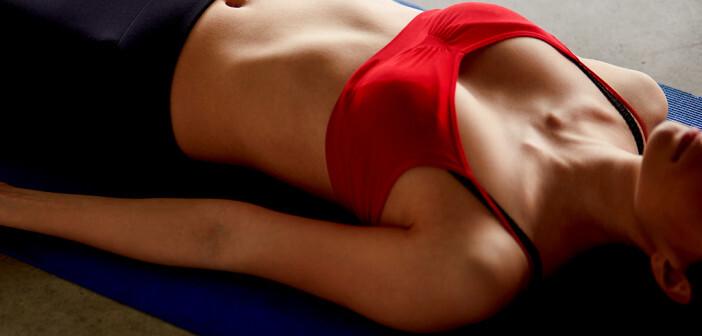 Entspannungsverfahren wie die Progressive Muskelrelaxation wirken bei Migräne besonders gut. © max kegfire / shutterstock.com