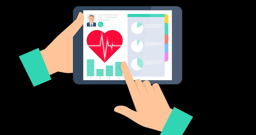 Das subjektive Wohlbefinden der Herzschwäche-Patienten verbessert sich durch Telemedizin-Anwendungen. © peart / shutterstock.com