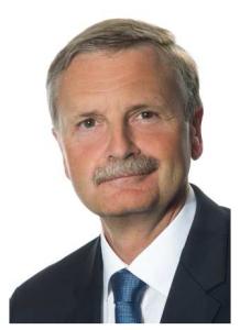 Universitätsprofessor Dr. med. Heiko Reichel, Kongresspräsident des DKOU 2016