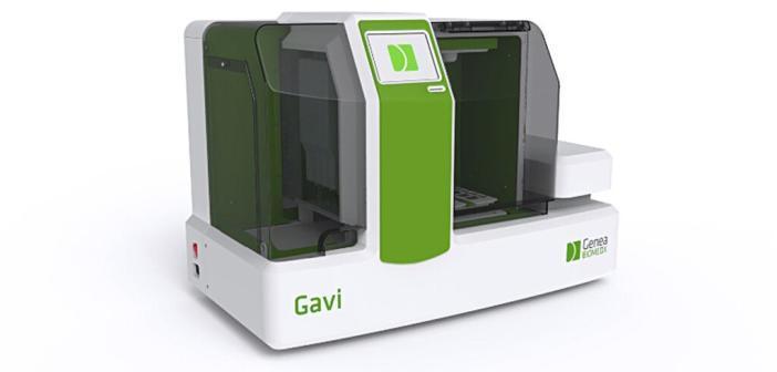 Gavi (TM) ist das weltweit erste, automatisieerte Gerät zur Vitrifikation, mit dem man Embryonen und Eizellen einfrieren kann. © PRNewsFoto / Merck