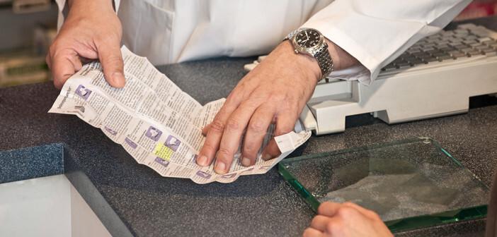 Für funktionale Analphabeten ist der Beipackzettel unverständlich und schlicht wertlos. © ABDA