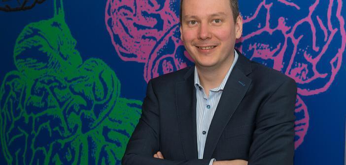 Prof. Dr. med. Bernd Weber von der Klinik für Epileptologie des Universitätsklinikums Bonn. © Rolf Müller / UKB-Ukom