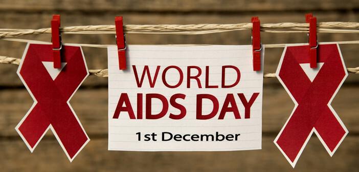 Welt-Aidstag am 1. Dezember 2016 © analoga / shutterstock.com