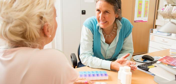 Medizinische, psychologische und sozialarbeiterische Beratung in der Aids Hilfe Wien - anonym und kostenlos. © Aids Hilfe Wien / Hammerschmid