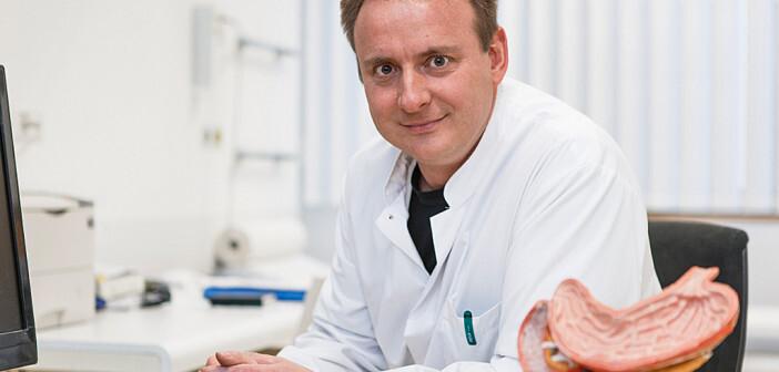 Prof. Dr. Matthias Blüher © Christian Hüller / Universität Leipzig