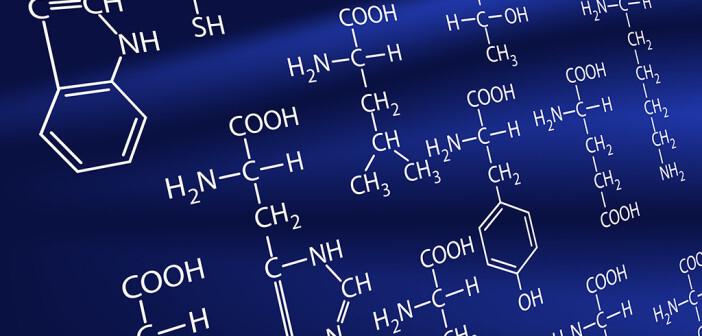 Nicht essenzielle und essenzielle Aminosäuren leisten neben Vitaminen und Spurenelementen einen wesentlichen Beitrag für die Erhaltung eines abwehrstarken Immunsystems. © vasilius / shutterstock.com