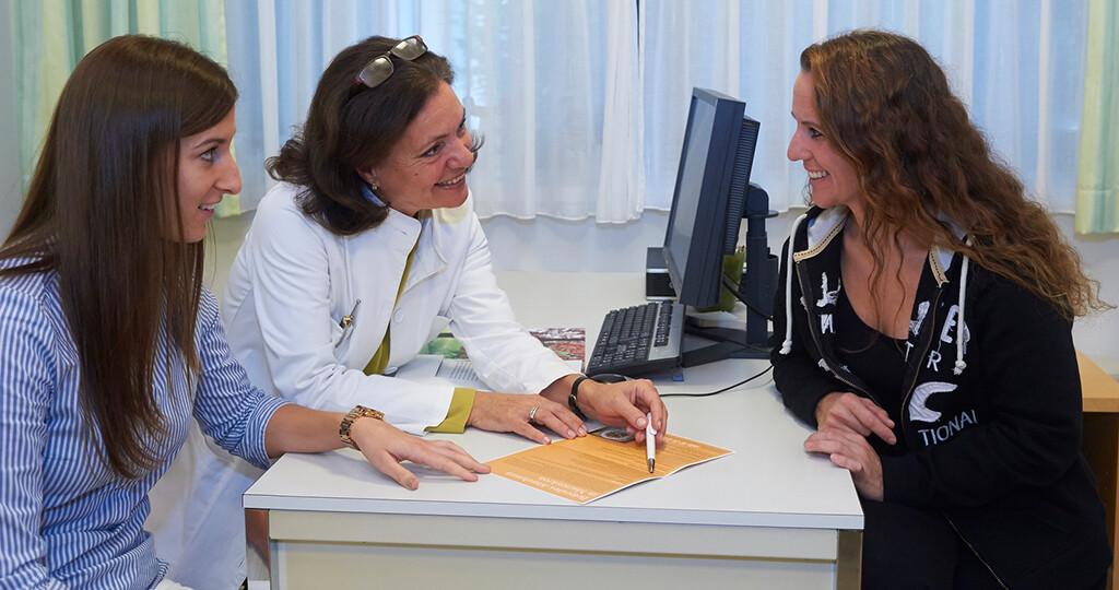 Altenpflege beratungsgespräch diabetes