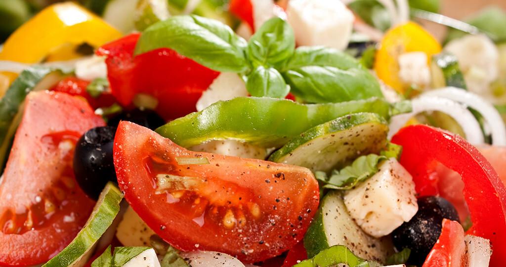 Mediterrane Ernährung bevorzugt. © Olga Nayashkova / shutterstock.com