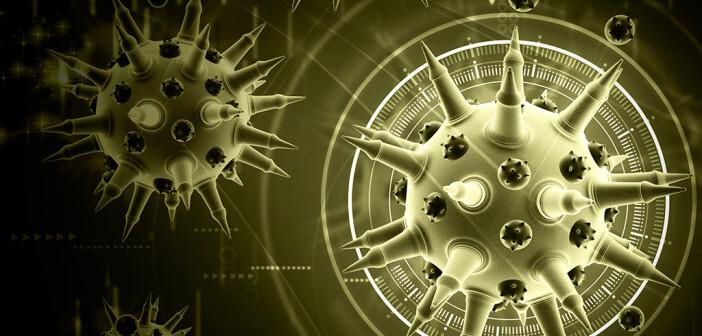 Grippeviren © Creations / shutterstock.com