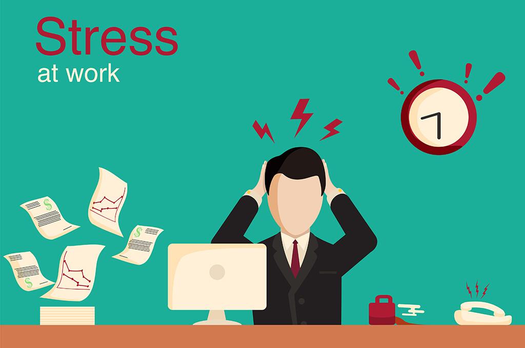 Stress in der Arbeit © OnBlast / shutterstock.com
